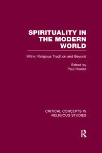 Spirituality In The Modern World