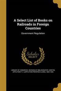 SELECT LIST OF BKS ON RAILROAD