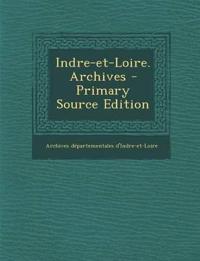 Indre-et-Loire. Archives