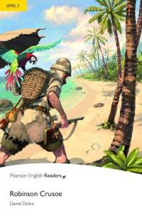Robinson Crusoe, Level 2, Penguin Readers