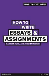 How to Write EssaysAssignments