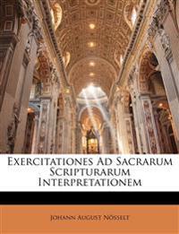 Exercitationes Ad Sacrarum Scripturarum Interpretationem