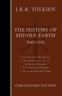 History of middle-earth - part 1