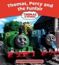 Thomas  Percy and the Funfair - Reverend Wilbert Vere Awdry - böcker (9781405238687)     Bokhandel