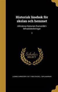 SWE-HISTORISK LASEBOK FOR SKOL
