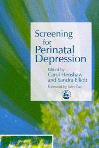 Screening For Perinatal Depression
