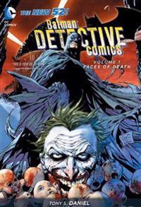 Batman Detective Comics 1