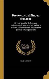 ITA-BREVE CORSO DI LINGUA FRAN