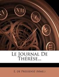 Le Journal de Therese...