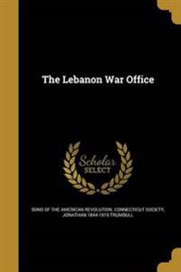 LEBANON WAR OFFICE