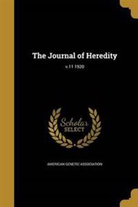 JOURNAL OF HEREDITY V11 1920