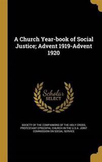 CHURCH YEAR-BK OF SOCIAL JUSTI