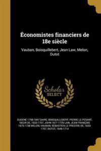 FRE-ECONOMISTES FINANCIERS DE