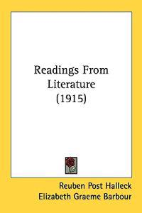 Readings from Literature