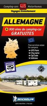Germany - Motorhome Stopovers