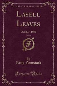 Lasell Leaves, Vol. 56