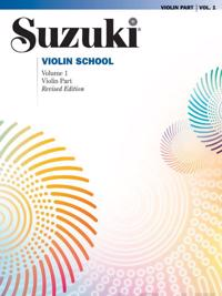 Suzuki Violin School: Violin Part, Volume 1