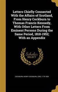 LETTERS CHIEFLY CONNECTED W/TH