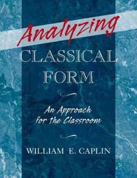 Analyzing Classical Form