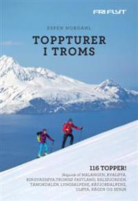 Toppturer i Troms; 116 topper!