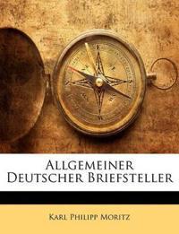 Allgemeiner Deutscher Briefsteller