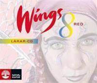 Wings 8 Red Lärar-cd