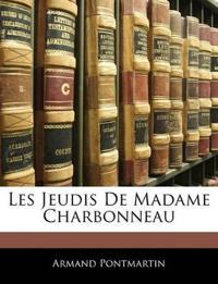 Les Jeudis De Madame Charbonneau