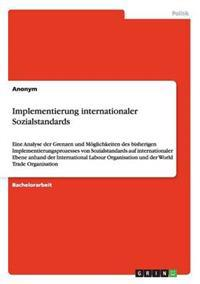 Implementierung Internationaler Sozialstandards