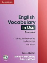 English Vocabulary in Use Elementary with Answers