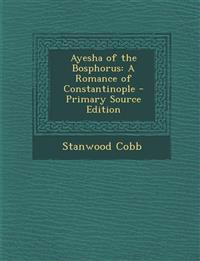 Ayesha of the Bosphorus: A Romance of Constantinople