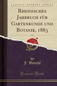 RHEINISCHES JAHRBUCH F R GARTENKUNDE UND