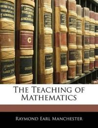 The Teaching of Mathematics