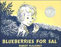Blueberries for Sal with Hardcover Book(s)