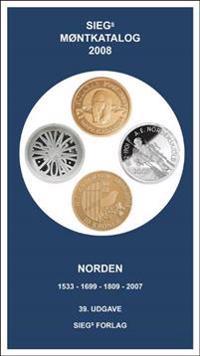 Siegs Møntkatalog Norden 2008