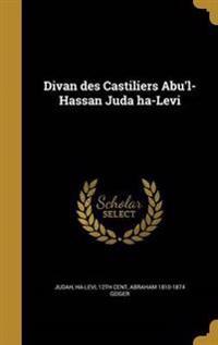 GER-DIVAN DES CASTILIERS ABUL-