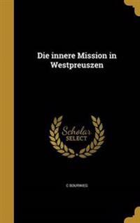 GER-INNERE MISSION IN WESTPREU