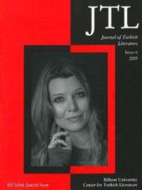 Journal Turkish Lit Volume 6 2009