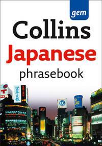 Collins Gem Easy Learning Japanese Phrasebook