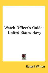 Watch Officer's Guide