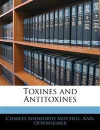 Toxines and Antitoxines