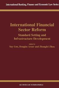 International Financial Sector Reform
