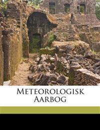Meteorologisk Aarbo, Volume 1882