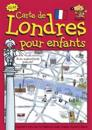 Guy Fox Carte de Londres Pour les Enfants