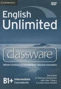 English Unlimited Intermediate Classware DVD-ROM