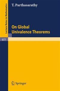 On Global Univalence Theorems