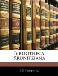 Bibliotheca Krünitziana