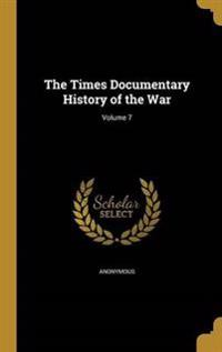 TIMES DOCUMENTARY HIST OF THE