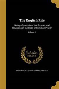 ENGLISH RITE