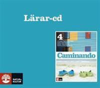 Caminando 4 Lärar-cd, 3:e upplagan