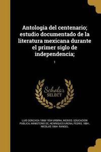 SPA-ANTOLOGIA DEL CENTENARIO E
